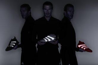 อาดิดาสเปิดตัวรองเท้าฟุตบอลลิมิเต็ค เอดิชั่น ADIDAS X DAVID BECKHAM แคปซูลคอลเลคชั่น ที่ออกแบบโดยเดวิด เบ็คแฮม