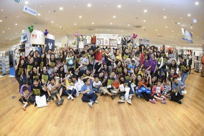 ยูนิโคล่ จัดกิจกรรม In-store Shopping Experience ครั้งที่ 7