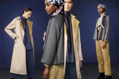 """HANA TAJIMA FOR UNIQLO Fall/Winter 2018"""