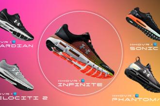 อันเดอร์ อาร์เมอร์ เตรียมปล่อย HOVR Infinite สุดยอดนวัตกรรมรองเท้าวิ่ง