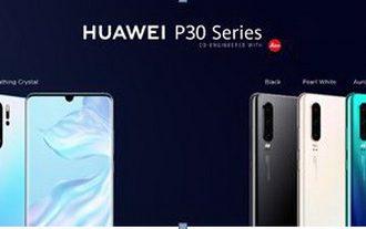 หัวเว่ยฉีกทุกกฎของการถ่ายภาพ เปิดตัวที่สุดแห่งสมาร์ทโฟน HUAWEI P30 Series