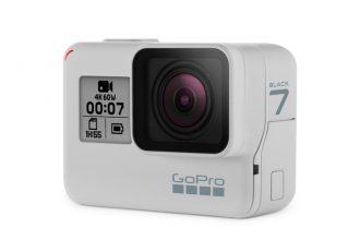 ครั้งแรกของโลก! GoPro เปิดตัว GoPro HERO7 Black ลิมิเต็ด เอดิชั่น สีขาว !