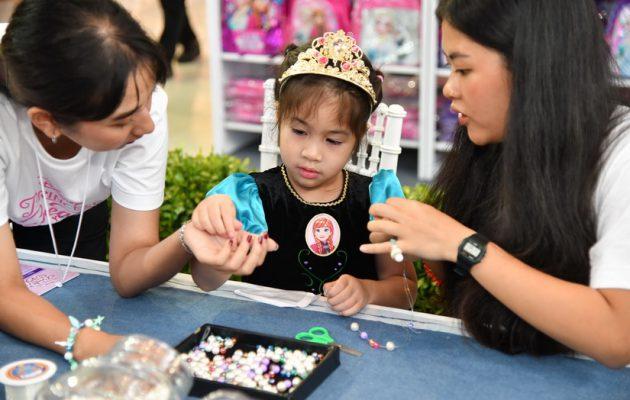 """เดอะ วอลท์ ดิสนีย์ ประเทศไทย เปิดแคมเปญ """"ดิสนีย์ ปริ๊นเซส ครีเอท ยัวร์ สตอรี่"""""""