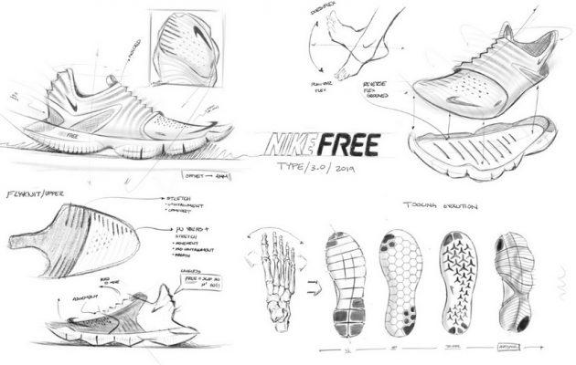 วิวัฒนาการของรองเท้าวิ่งตระกูลฟรีจากไนกี้ (NIKE FREE FOOTWEAR)