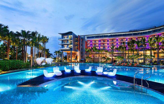 เช็คอินโรงแรมสุดไฮเทคในเอเชีย