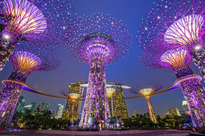 ทริปสิงคโปร์
