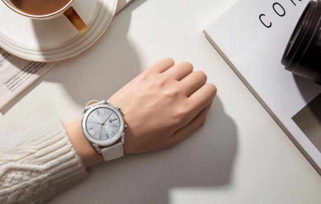 หัวเว่ยเสริมทัพซีรีส์ HUAWEI Watch GT ด้วย Classic Edition และ Elegant Edition