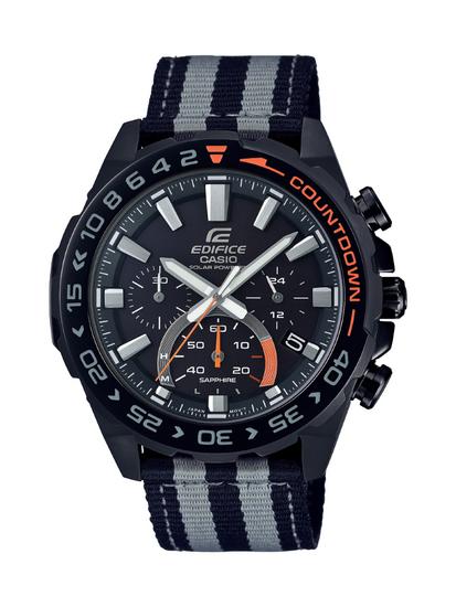 คาสิโอ เปิดตัวนาฬิกาซีรี่ย์ใหม่ EDIFICE COUNTDOWN BEZEL EFS-S550 SERIES