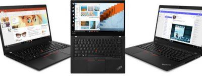 เลอโนโว เปิดตัว ThinkPad