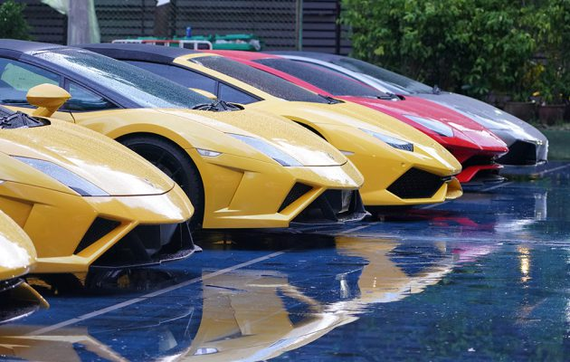 ลัมโบร์กินีฉลองการแต่งตั้ง Lamborghini Club Thailand ครั้งแรกในไทย