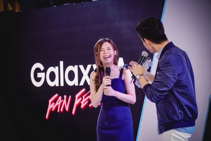 Galaxy A Fan Fest by SAMSUNG