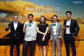 oppo find x2 series 5g