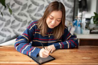 ซัมซุง Work from Home Galaxy Tab S6 Lite
