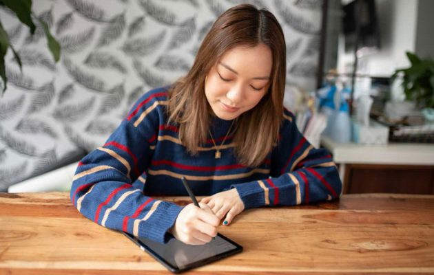 ซัมซุง Work from Home Galaxy Tab S6 Lite