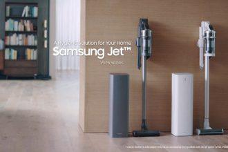 ซัมซุง เครื่องดูดฝุ่นไร้สาย Samsung Jet Clean Station