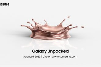 Samsung Galaxy Unpacked Virtual Event