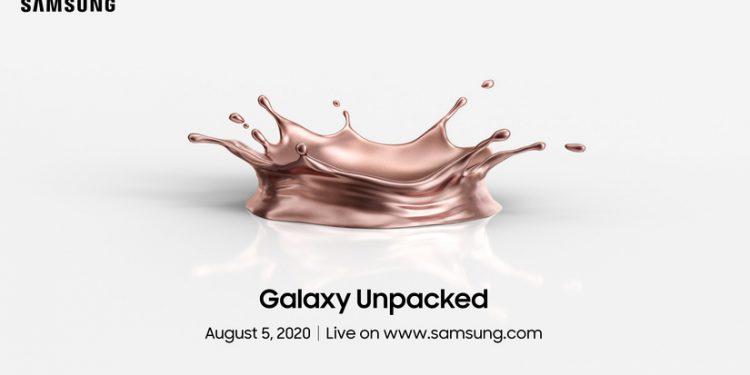 Samsung Galaxy Unpacked Virtual Event