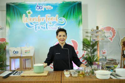 การท่องเที่ยวแห่งประเทศไทย Wonder Food & Fruit ตะวันออก