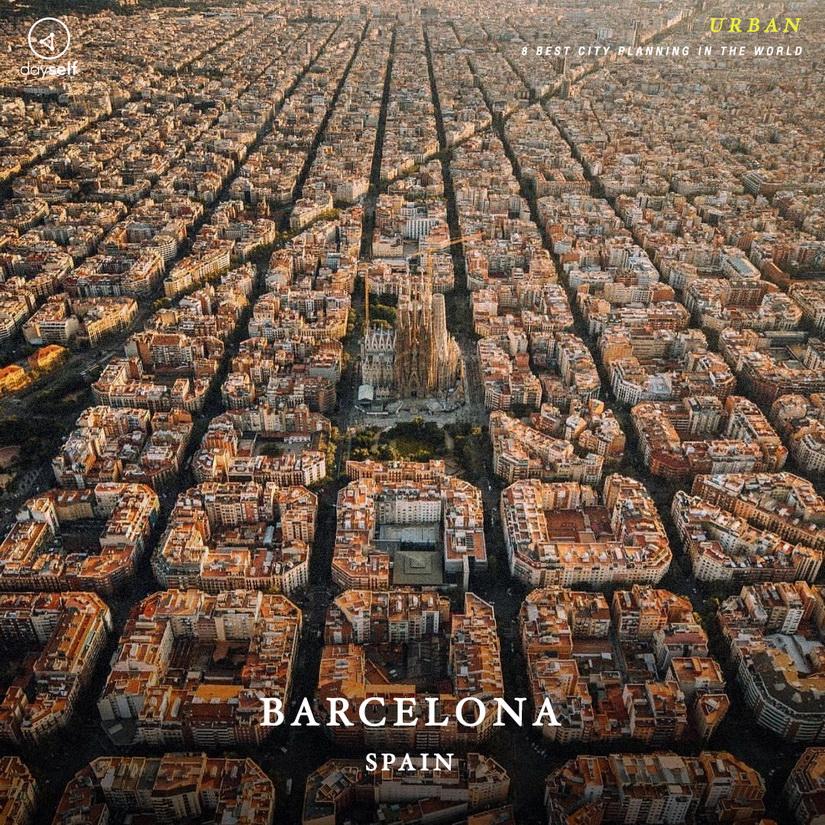 ผังเมือง สวยติดอันดับโลก