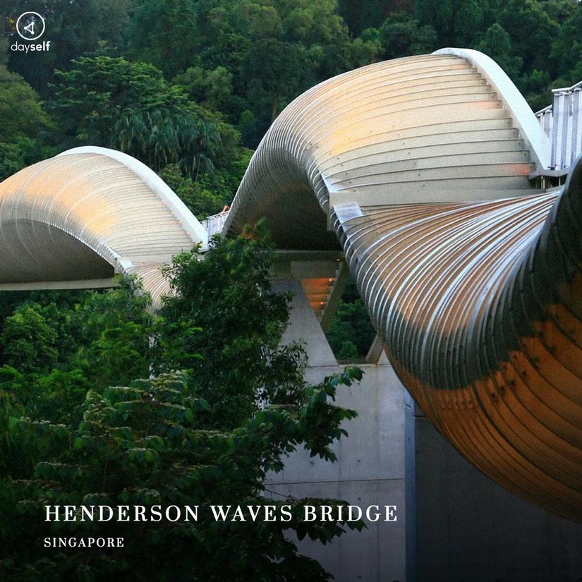 สถาปัตยกรรม สะพาน ที่สวยที่สุดในโลก