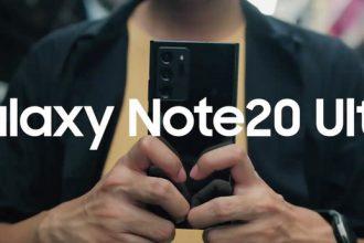 Galaxy Note20 Series