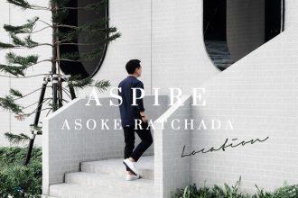 ASPIRE ASOKE-RATCHADA คอนโดมิเนียม