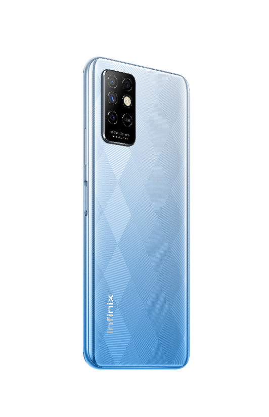 Infinix เปิดตัว สมาร์ตโฟน สเป็กเทพ NOTE 8i