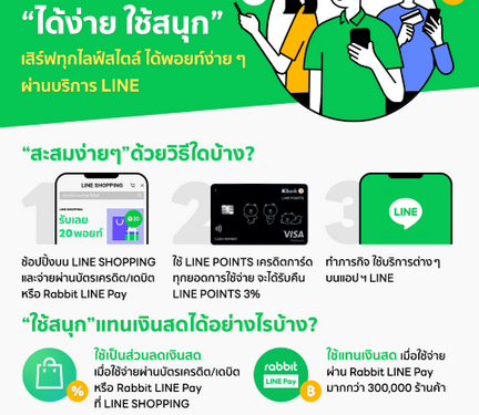 LINE POINTS