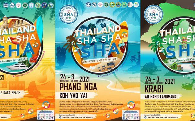 Thailand SHA SHA SHA @ Andaman