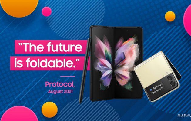 Galaxy Z Fold3   Flip3 5G